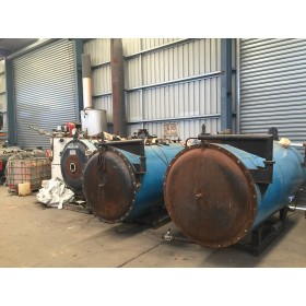 Cleaver Brooks 500 KW Second hand Boiler