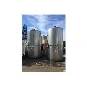 Boiler feed water tanks